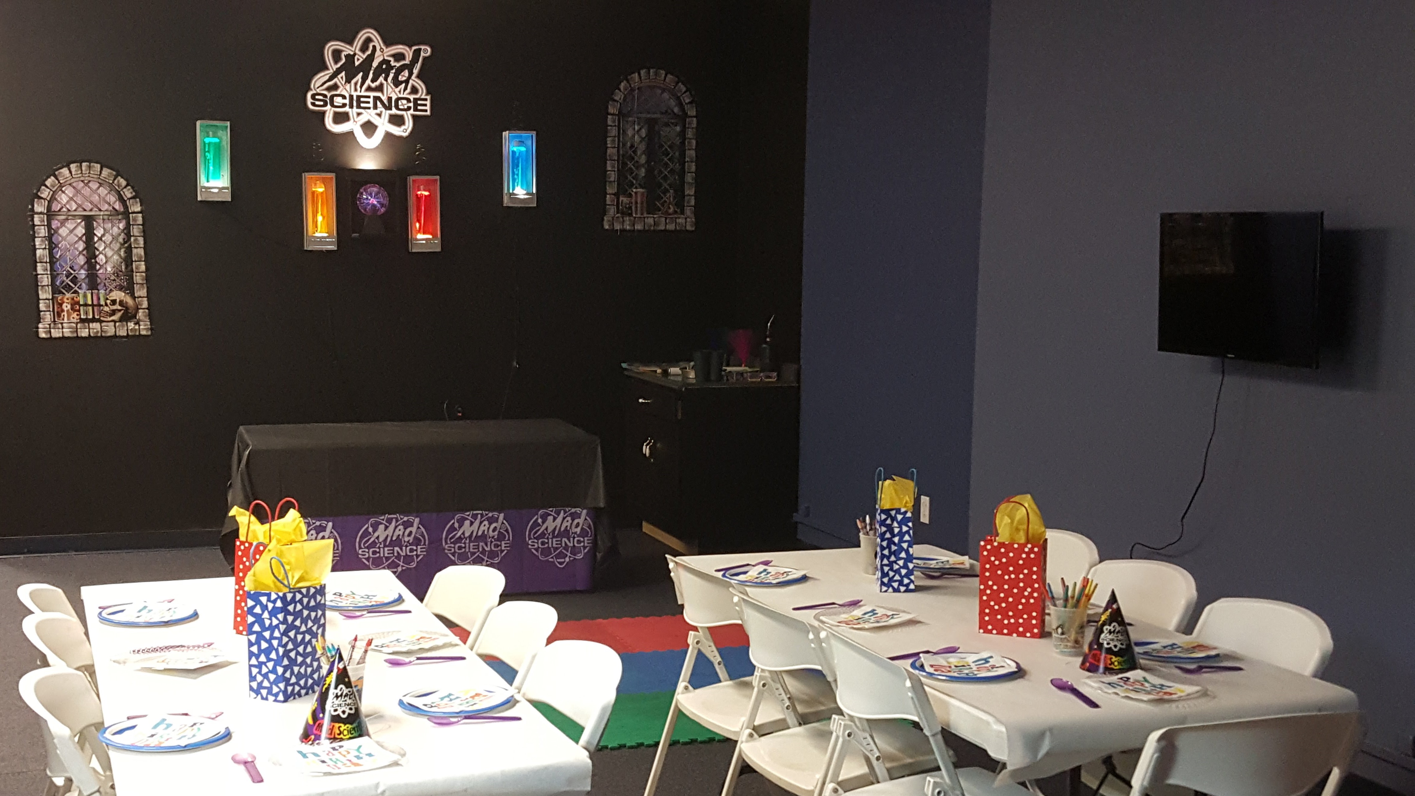 Mad Science Party Lab