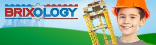 Brixology 003 Tower Bricks Boy Construction A